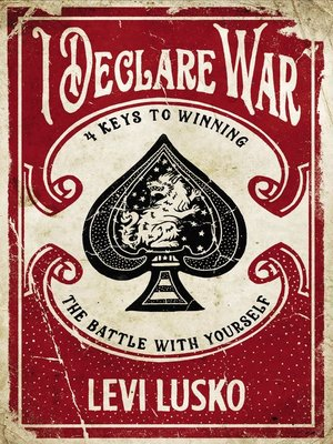 cover image of I Declare War