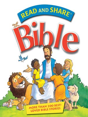 cover image of Read and Share Bible