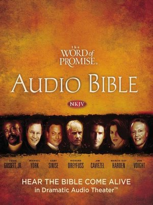cover image of The Word of Promise Audio Bible--New King James Version, NKJV (24)