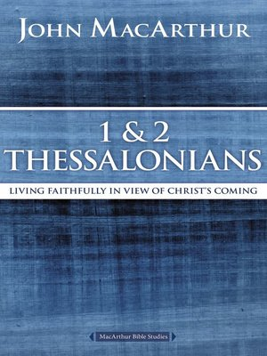 cover image of 1 and 2 Thessalonians and Titus