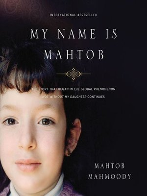 cover image of My Name Is Mahtob