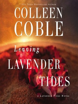 cover image of Leaving Lavender Tides