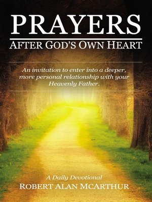 cover image of Prayers After God's Own Heart