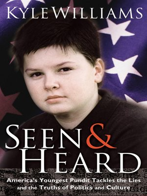 cover image of Seen and Heard