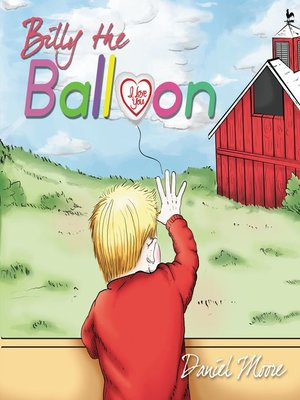 cover image of Billy the Balloon