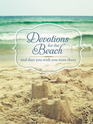 cover image of Devotions for the Beach and Days You Wish You Were There