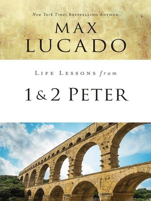 cover image of Life Lessons from 1 and 2 Peter