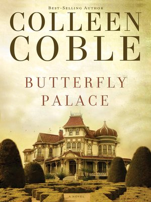 cover image of Butterfly Palace