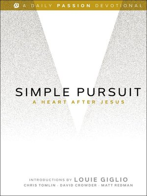 cover image of Simple Pursuit