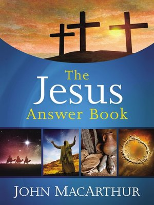 cover image of The Jesus Answer Book