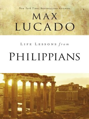 cover image of Life Lessons from Philippians
