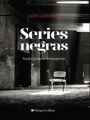cover image of Series negras