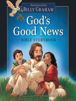 cover image of God's Good News Bible Storybook