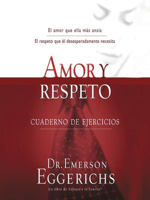 cover image of Amor y respeto