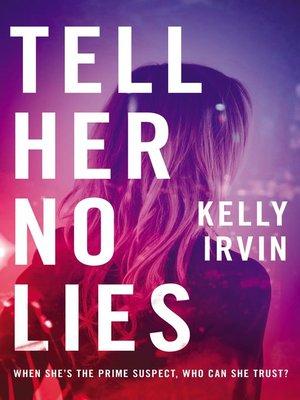 cover image of Tell Her No Lies