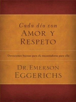 cover image of Cada dia con amor y respeto