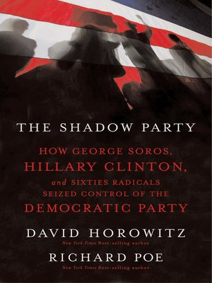 cover image of The Shadow Party