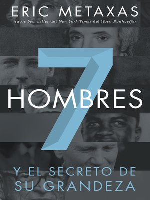 cover image of Siete hombres