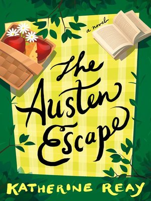 cover image of The Austen Escape
