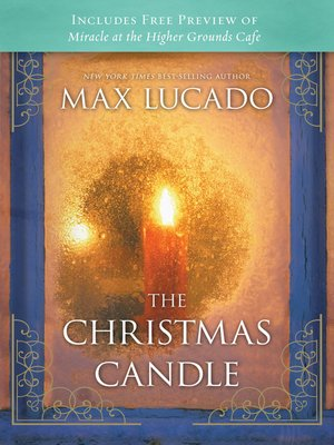 cover image of The Christmas Candle