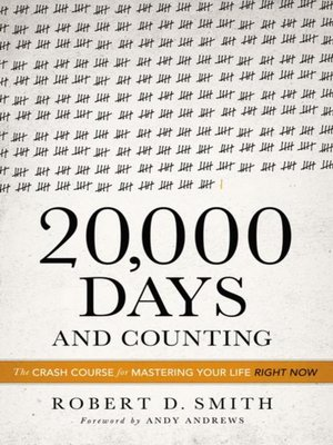 cover image of 20,000 Days and Counting