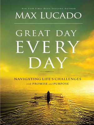 cover image of Great Day Every Day