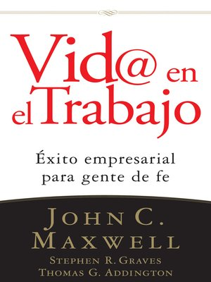 cover image of Vid@ en el  trabajo