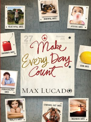 cover image of Make Every Day Count--Teen