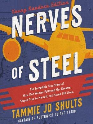 cover image of Nerves of Steel (Young Readers Edition)