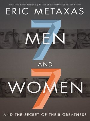 cover image of Seven Men and Seven Women