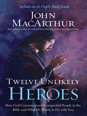 cover image of Twelve Unlikely Heroes