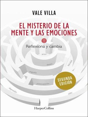 cover image of El misterio de la mente y las emociones