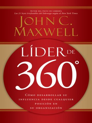 cover image of Líder de 360 grado