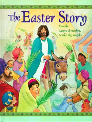 cover image of The Easter Story