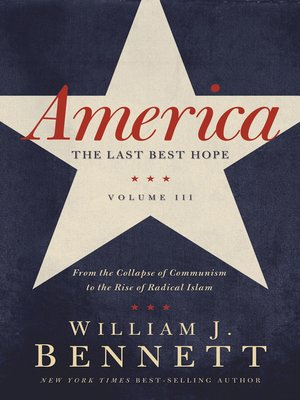 cover image of America: The Last Best Hope, Volume 3