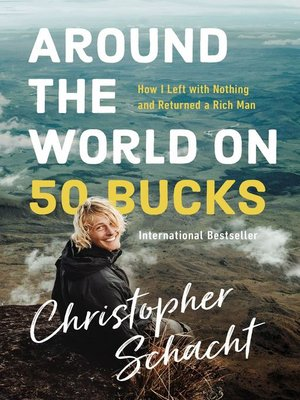 cover image of Around the World on 50 Bucks
