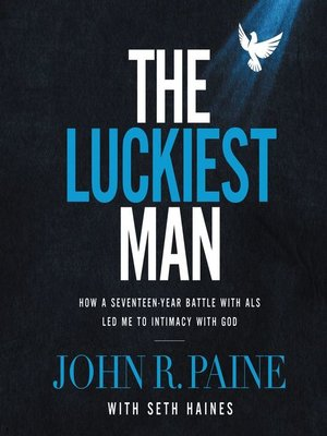 cover image of The Luckiest Man