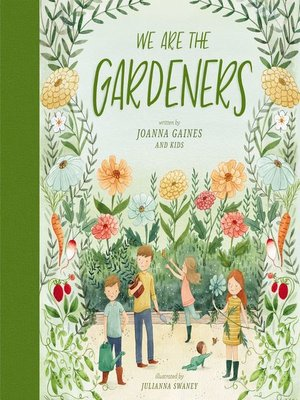 cover image of We Are the Gardeners