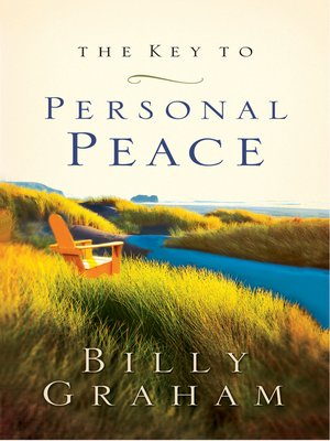 cover image of The Key to Personal Peace