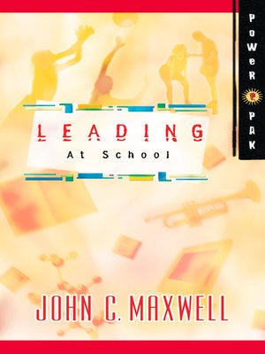 cover image of Leading at School