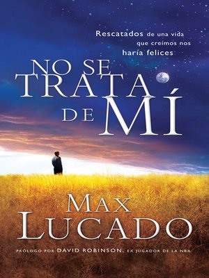 cover image of No se trata de mí