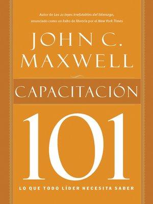 cover image of Capacitacion 101