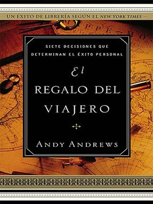 cover image of El regalo del viajero