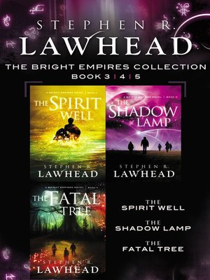 cover image of The Spirit Well, the Shadow Lamp, and the Fatal Tree
