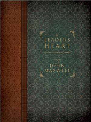 cover image of A Leader's Heart