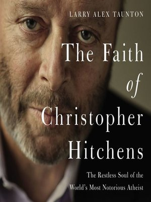 cover image of The Faith of Christopher Hitchens