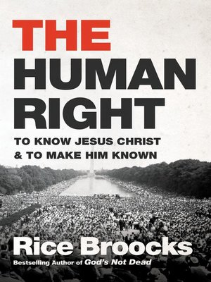 cover image of The Human Right