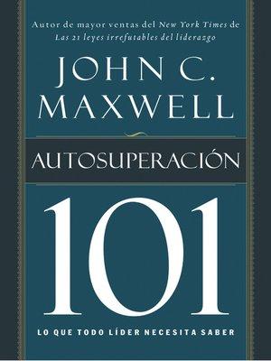 cover image of Autosuperación 101