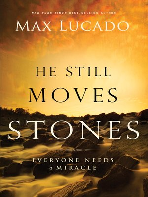 cover image of He Still Moves Stones