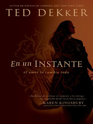cover image of En un Instante